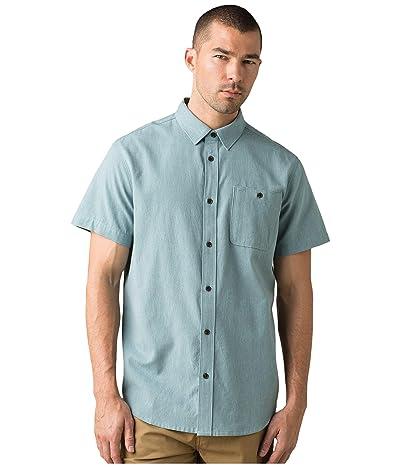 Prana Jaffra Short Sleeve Shirt Men