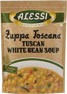 Alessi Zuppa Toscana Tuscan White Bean Soup - 6 oz