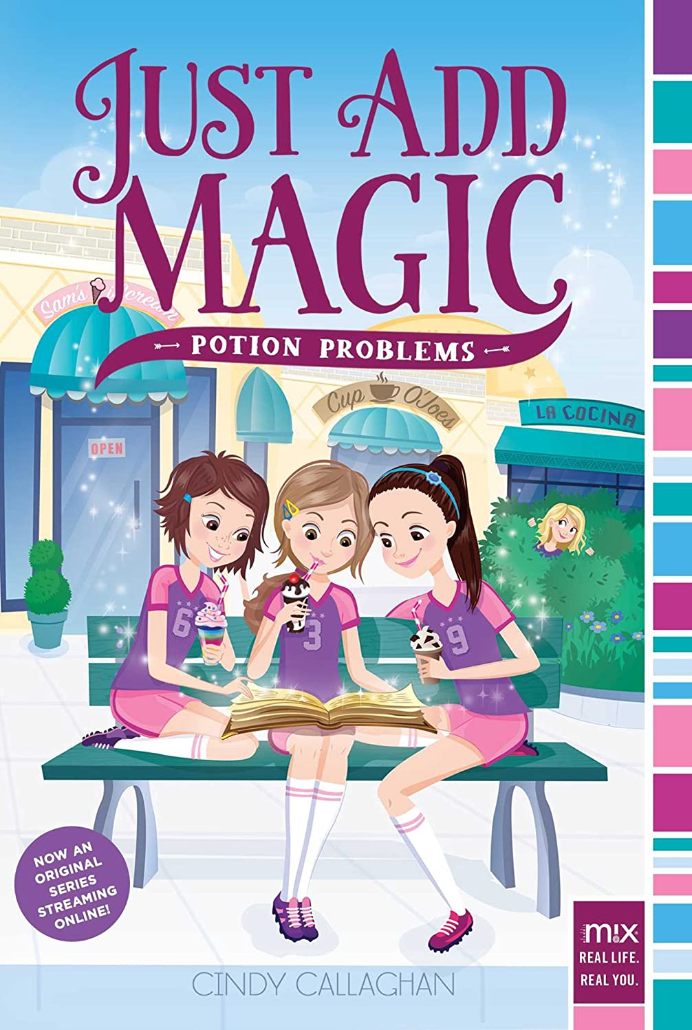 許さない時々稼ぐPotion Problems (Just Add Magic Book 2) (English Edition)