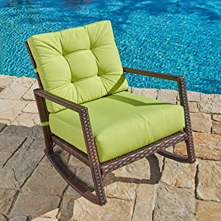 Best lime green rocking chair Reviews