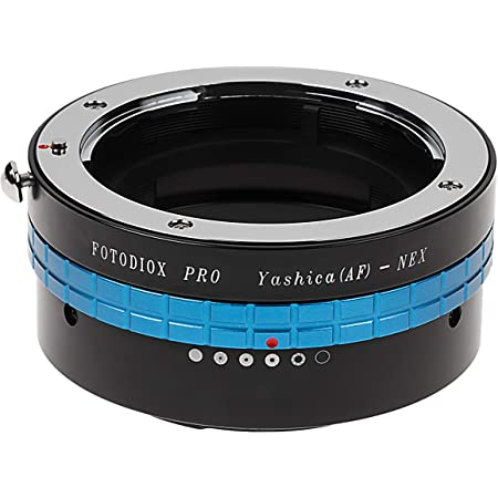 Fotodiox Pro Lens Mount Adapter Compatible With Yashica Kamera