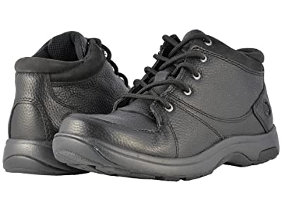 Dunham Addison Waterproof (Black) Men