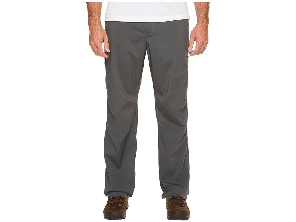 Columbia Big Tall Silver Ridge Stretch Pants (Grill) Men's Casual Pants