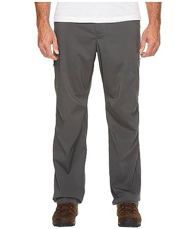 Columbia Big Tall Silver Ridge Stretch Pants (Grill) Men