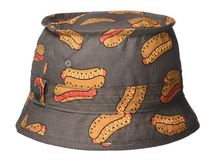 Appaman Kids Fisherman Hat (Infant/Toddler/Little Kids/Big Kids) (Hot Dog) Fedora Hats