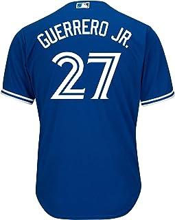 e326a215a Men s Vladimir Guerrero Jr. Toronto Blue Jays MLB Cool Base Replica Away  Jersey