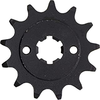 NICHE Drive Sprocket Chain Combo for Kawasaki KX250F Front 13 Rear 48 Tooth 520V-X X-Ring 112 Links