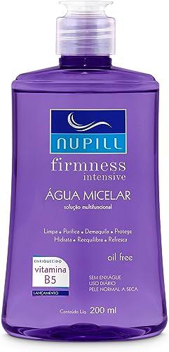 Água Micelar Nupill Firmness Intensive 200ml, Nupill, Roxo