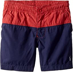 Polo Prepster Cotton Shorts (Toddler)