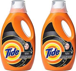 Tide Abaya Regular Liquid Detergent - Pack of 2 Pieces (2 x 1.85L)