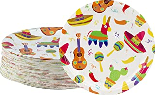 Best mexican party plates Reviews