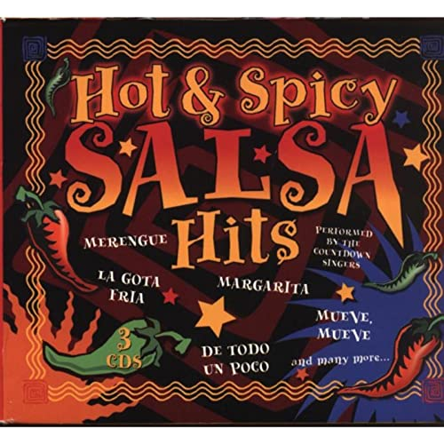 Hot & Spicy Salsa Hits