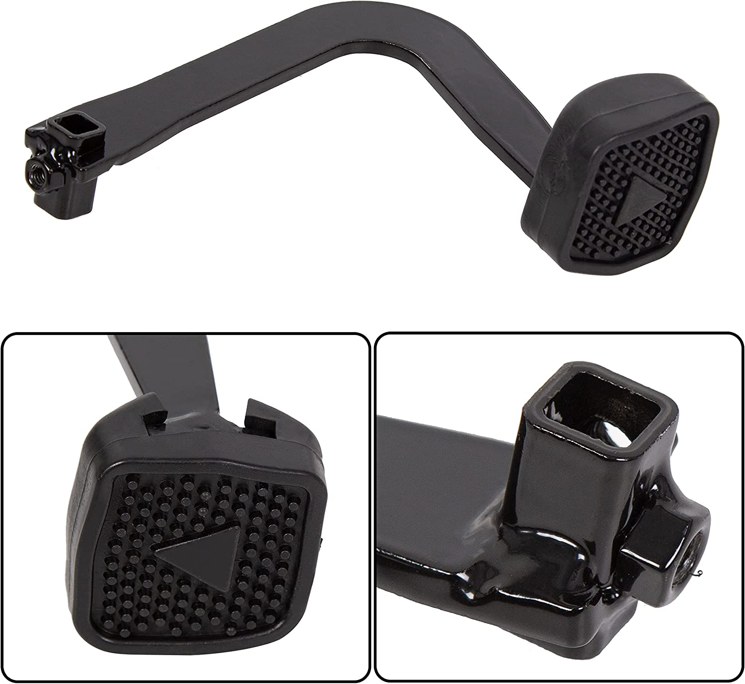 JMTAAT for John Deere 425/445/455 Reverse X-Pedal with Rubber Pad