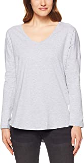 Elm Women's Fundamental L/S V-Neck TEE
