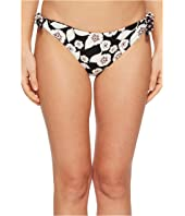 Kate Spade New York - Aliso Beach #76 Reversible Side Tie Bikini Bottom