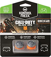 KontrolFreek Call of Duty: Black Ops 4 Grav Slam for Xbox One and Xbox Series X Controller | Performance Thumbsticks | 1 H...