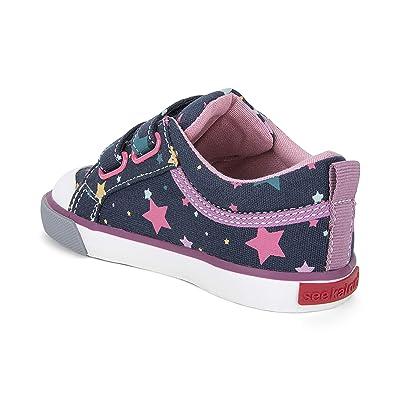 See Kai Run Kids Robyne (Toddler/Little Kid) (Navy/Stars 1) Girl