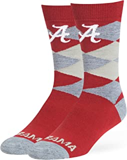 OTS NCAA Men's Blaine Dress Sock