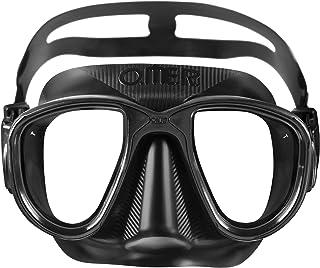 Omer Alien Mask, Black Silicone