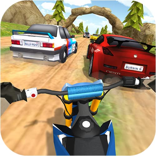 Dirt Bike Rally Racing Turbo - Offroad Motorcycle Games