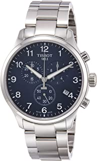Tissot Men's Tissot Chrono XL Stainless Steel Casual Watch Grey T1166171104701