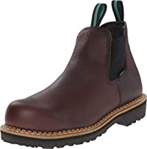 حذاء عمل Georgia Giant Steel Toe Romeo للرجال من Georgia Boot -  -  11 D(M) US