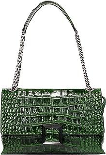 Women Shoulder Bag Crossbody Bags Designer Crocodile Chain Purses