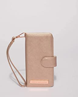 Colette Hayman - Rose Gold Samsung Galaxy S7 Purse