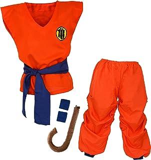 Mejor Disfraz Goku Niño