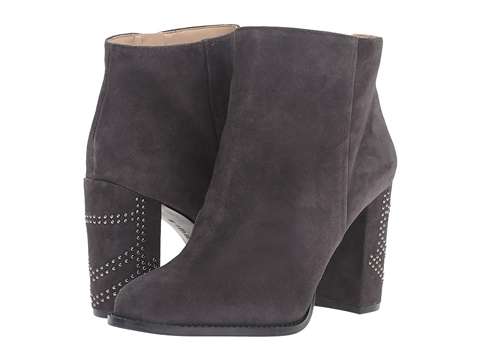 Nine West Qualinia (Dark Grey Suede) Women