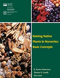Raising Native Plants in Nurseries: Basic Concepts