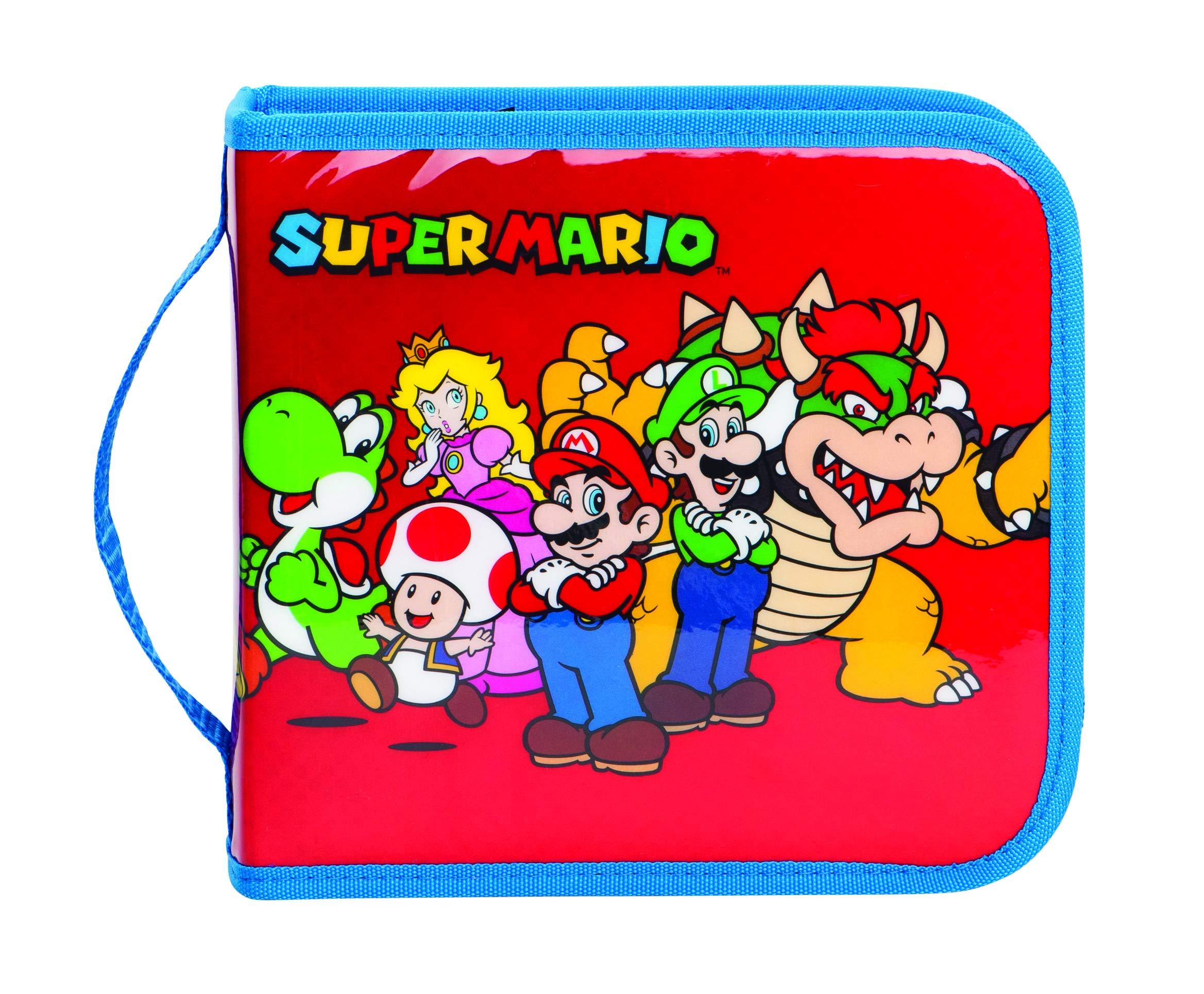 PowerA - Portfolio universal DS. Super Mario (Nintendo Switch): Amazon.es: Videojuegos