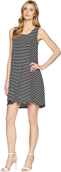 Hi-Lo Hem Dress
