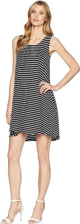 Karen Kane Hi-Lo Hem Dress