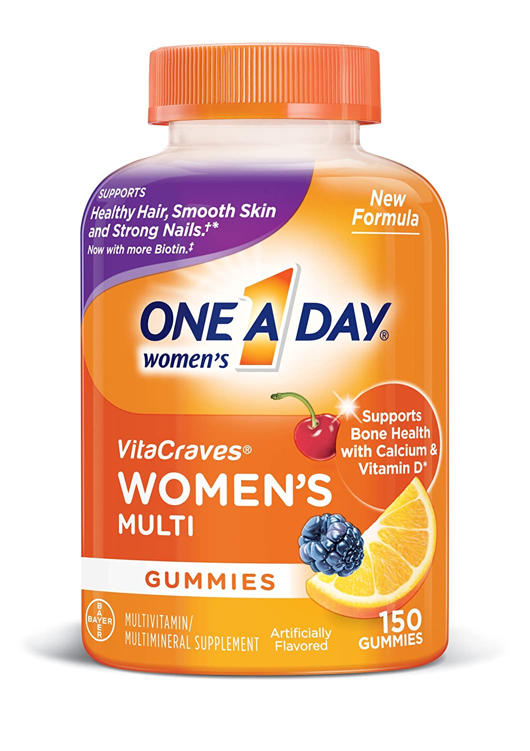 One A Day Women's VitaCraves Multivitamin Gums