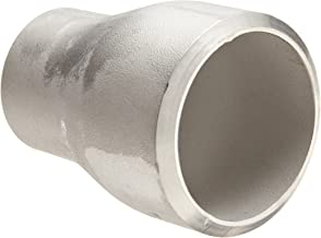 Stainless Steel 304/304L Butt-Weld Pipe Fitting, Concentric Reducer Coupling, Schedule 40, 3