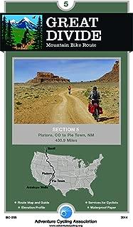 Great Divide Mountain Bike Route #5: Platoro, Colorado - Pie Town, New Mexico (431 Miles)