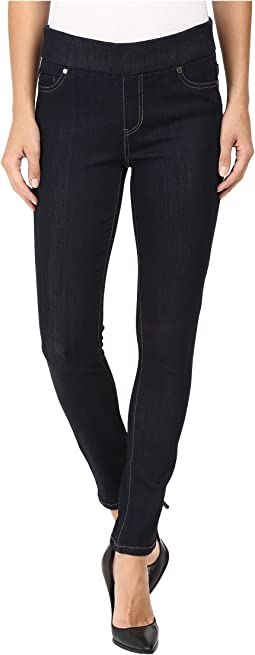 Petite Sienna Leggings Pull-On in Indigo Rinse