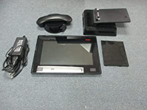 Avaya A175 Flare Collaboration Tablet 700500107 W/Surface Base, Handset, Cradle