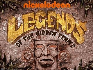 Legends of the Hidden Temple Volume 1