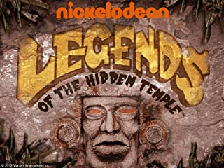 Legends of the Hidden Temple Volume 1