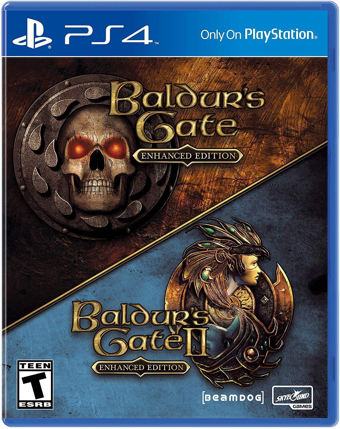 Baldur's Gate: Animer and price revision Enhanced Edition PlayStation - 4 Popular products