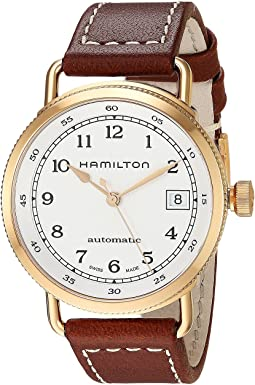 Hamilton - Khaki Navy Pioneer - H78205553