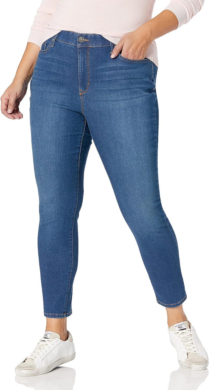 Gloria Vanderbilt Quantity limited Women's Plus Size Skinny Charlotte Mall Curvy Comfort Jean