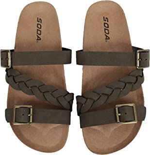d2af2b517001 Amazon.com  Soda - Platforms   Wedges   Sandals  Clothing