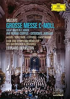 Mozart - Great Mass in C Minor; Ave Verum Corpus; Exsultate Jubilate / Auger, Von Stade, Bernstein