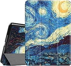 Fintie Nuovo iPad 9.7 Pollici 2018 2017, iPad Air 2, iPad Air Custodia - Sottile Leggero Cover Protettiva Case con Auto Sveglia/Sonno funzione, Starry Night