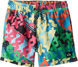 "Variable Volley Shorts 14"" (Big Kids)"