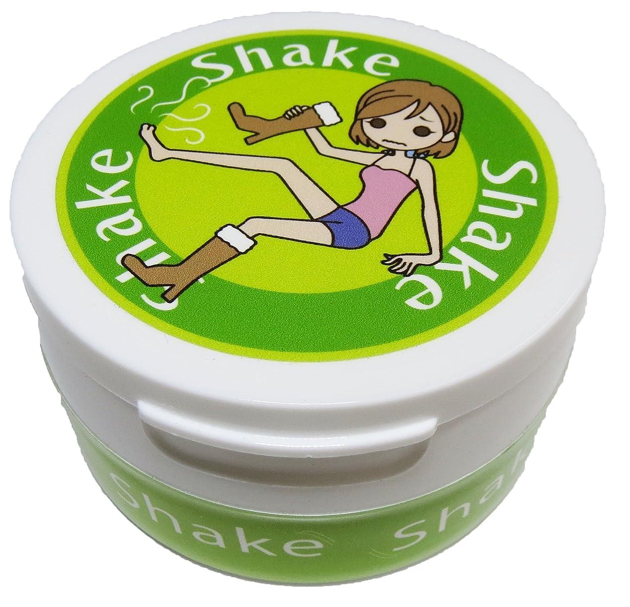 甲虫薄い偶然簡単、靴の消臭! SHAKE SHAKE SHAKE(シェイクシェイクシェイク)