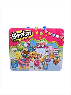 Shopkins Card Games in A Tin Box. Two Card Games for Your Child to Enjoy Great for Travel Too